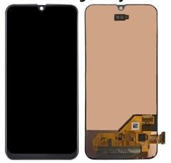 Экран для Samsung Galaxy A40 (SM-A405) с тачскрином, цвет: черный оригинальный