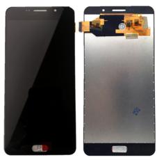 Экран для Samsung A7 2016 (SM-A710) с тачскрином OLED, цвет: белый