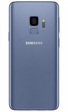 Задняя крышка (корпус) для Samsung Galaxy S9 (SM-G960), цвет: синий