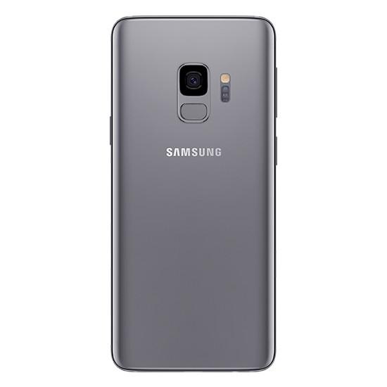 Задняя крышка (корпус) для Samsung Galaxy S9 (SM-G960), цвет: серый