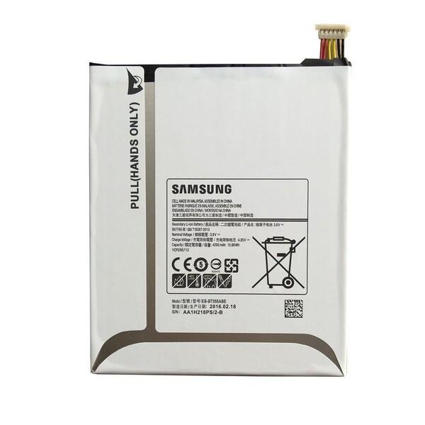 Аккумулятор для планшета Samsung Galaxy Tab A 8.0 SM-T350, SM-T355, SM-T357W (EB-BT355ABE) оригинальный