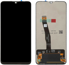 Экран для Huawei Honor 10 Lite с тачскрином, цвет: черный