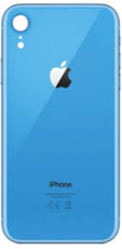 Задняя крышка для Apple iPhone XR, цвет: синий