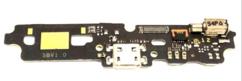 Нижняя плата для ZTE Blade A6 с разъемом зарядки и микрофоном