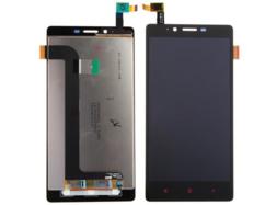 Экран для Xiaomi Redmi Note 3G с тачскрином, цвет: Черный