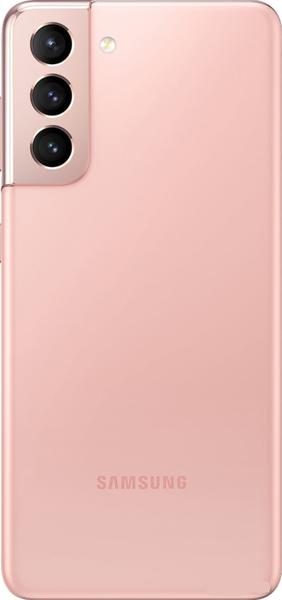 Задняя крышка (корпус) для Samsung Galaxy S21, цвет: розовый фантом