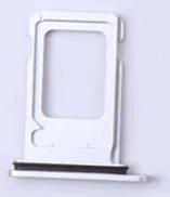 Sim-слот (сим-лоток) для iPhone XR, цвет: белый