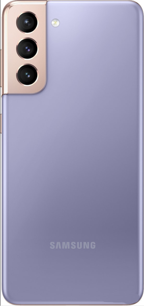 Задняя крышка (корпус) для Samsung Galaxy S21, цвет: фиолетовый фантом