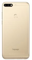 Задняя крышка (корпус) для Huawei Honor 7C Pro, цвет: золотой