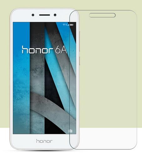 Защитное стекло для Huawei Honor 6A, цвет: прозрачный