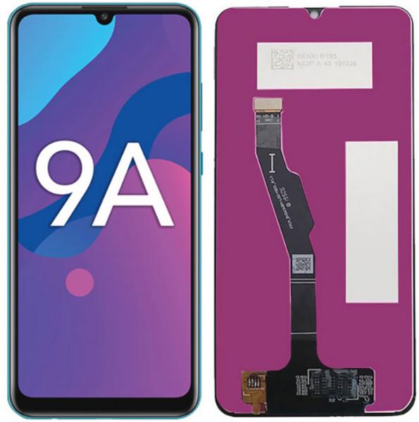 Экран для Huawei Honor 9A с тачскрином, цвет: черный