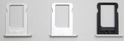 Sim-слот (сим-лоток) для iPhone 5s, цвет: золотой