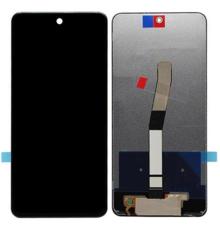 Защитное стекло для OnePlus 7 3D (проклейка по контуру), цвет: черный