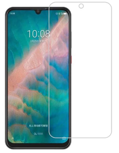 Защитное стекло для ZTE Blade A7 2019 , цвет: прозрачный