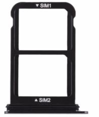 Sim-слот (сим-лоток) для Huawei P20 Pro, цвет: сумеречный