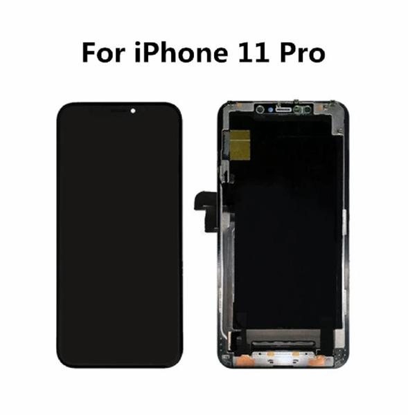 Экран для Apple iPhone 11 Pro с тачскрином, цвет: черный