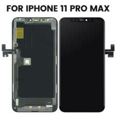 Экран для Apple iPhone 11 Pro Max с тачскрином, цвет: черный