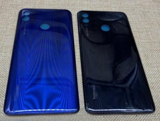 Задняя крышка (корпус) для Huawei Honor 8c, цвет: синий