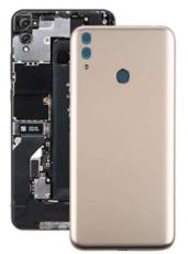 Задняя крышка (корпус) для Huawei Honor 8c, цвет: золото