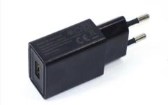 Сетевое зарядное устройство (блок питания) Xiaomi KA1517-050200EUU с USB входом 2A, цвет: черный