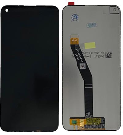 Экран для Huawei Y7p с тачскрином, цвет: черный