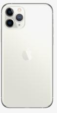 Задняя крышка (корпус) для Apple iPhone 11 Pro, цвет: белый