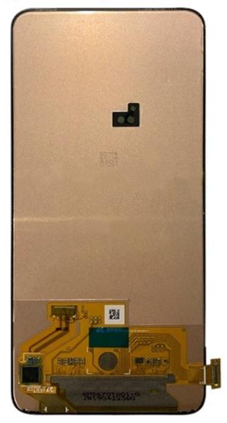 Экран для Samsung Galaxy A80 с тачскрином, цвет: белый, оригинальный