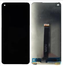 Экран для Samsung Galaxy M40 (SM-M405F) с тачскрином, цвет: черный оригинальный