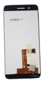 Экран для Huawei GR3 2017 (DIG-L21) с тачскрином, цвет: белый