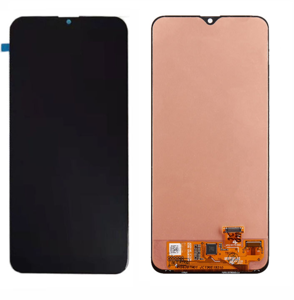 Экран для Samsung Galaxy M10s с тачскрином, цвет: черный, оригинальный
