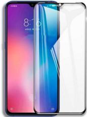 Защитное стекло для Xiaomi Mi 9 Pro 5D (полная проклейка), цвет: черный