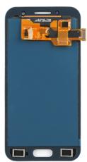 Экран для Samsung Galaxy A3 2017 (SM-A320F) с тачскрином, цвет: черный (оригинал)