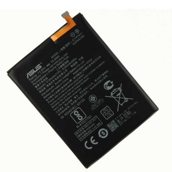 Аккумулятор для Asus ZenFone 3 Max (ZC520TL,ZB570TL) (C11P1611) оригинальный