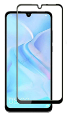 Защитное стекло для Huawei Honor 20S (MAR-LX1H) 5D (полная проклейка), цвет: черный