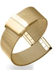Металлический ремешок для Apple Watch 42/44 мм, цвет: золото