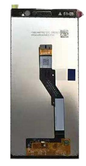 Экран для Sony Xperia XA2 Ultra с тачскрином, цвет: черный