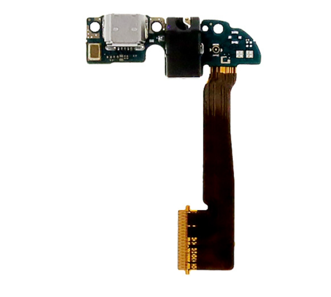 Нижняя плата для HTC One M8 с разъемом зарядки