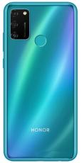 Защитное стекло для Huawei Honor View 30 (V30) Pro 3D (проклейка по контуру), цвет: черный
