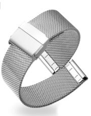 Металлический ремешок для Apple Watch 42/44 мм, цвет: серебро