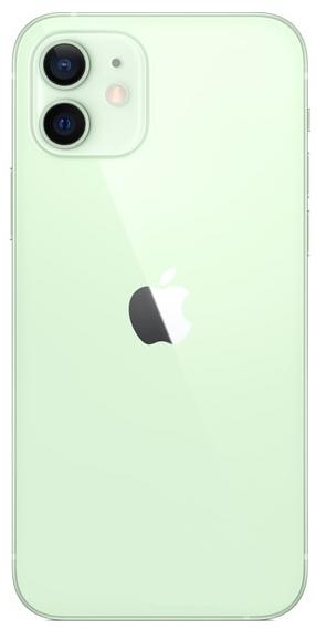 Задняя крышка (корпус) для Apple iPhone 12, цвет: зеленый