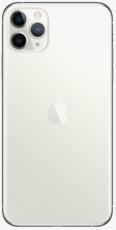 Задняя крышка (корпус) для Apple iPhone 11 Pro Max, цвет: белый