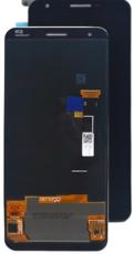 Защитное стекло для Samsung Galaxy A50s (SM-A507FN) 3D (проклейка по контуру), цвет: черный