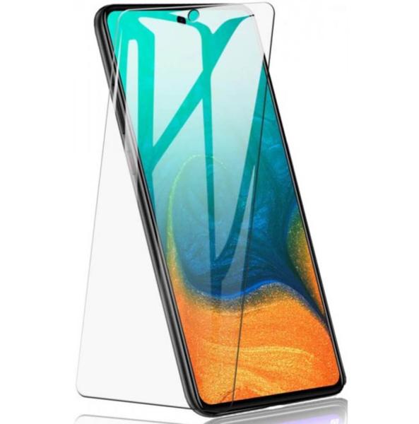 Защитное стекло для Samsung Galaxy A72, цвет: прозрачный