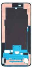 Защитное стекло для Samsung Galaxy A71 (SM-A715F) 3D (проклейка по контуру), цвет: черный