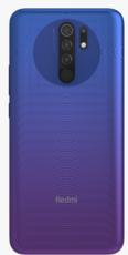 Задняя крышка (корпус) для Xiaomi Redmi 9, цвет: фиолетовый