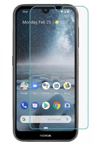 Защитное стекло для Nokia 4.2 , цвет: прозрачный