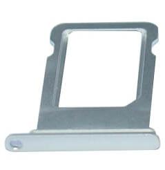 Sim-слот (сим-лоток) для iPhone 7 Plus, цвет: серебристый