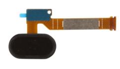 Шлейф кнопки Home (с кнопкой) для Meizu M5, цвет: черный