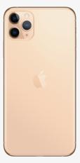 Задняя крышка (корпус) для Apple iPhone 11 Pro Max, цвет: золотой