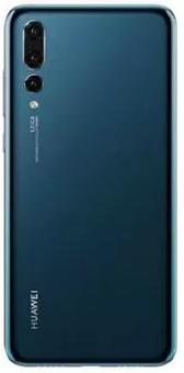 Задняя крышка (корпус) для Huawei P20 Pro, цвет: полночный синий